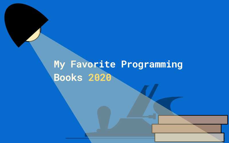 My favorite programming books 2020