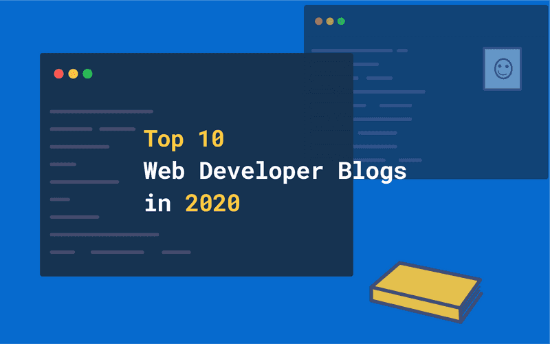 Top 10 Web Developer Blogs 2020 - Thumbnail